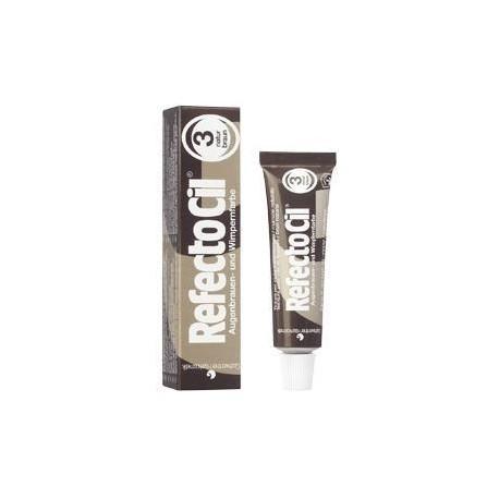 Refectocil Henna żelowa naturalny brąz 3 15ml