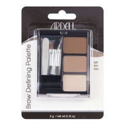 Ardell Brow Pallet Light - Paleta cieni do brwi