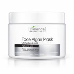 Bielenda Maska algowa do twarzy z kwasem hialuronowym 190g