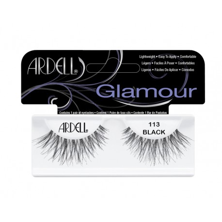 Ardell Natural Lashes 113 Black
