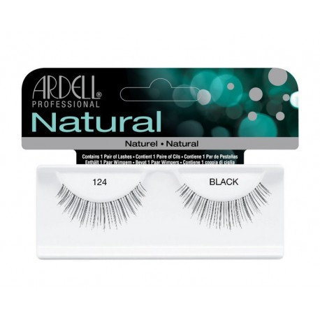 Ardell Natural 124 DEMI Black
