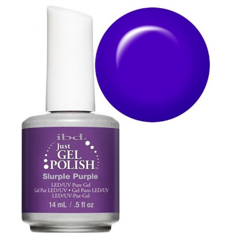 IBD Just Gel Polish Slurple Purple 14ml