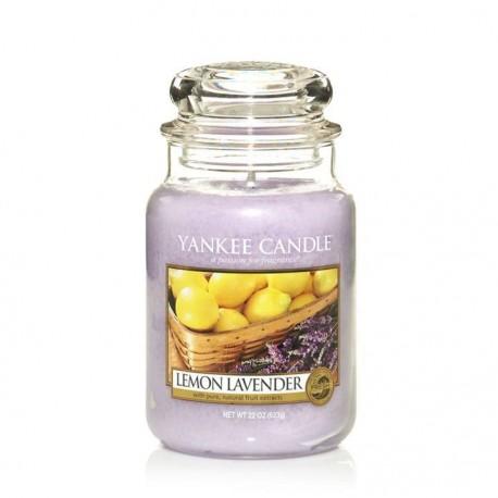 Yankee Lemon Lavender 623g