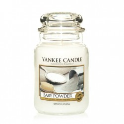 Yankee Baby Powder 623g