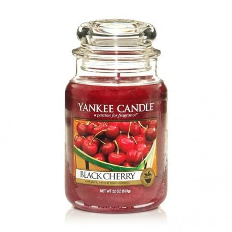 Yankee Black Cherry 623g