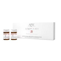 APIS - AMPUŁKI - Aktywator z Liofilizowanymi malinami 5 ml x 5 szt