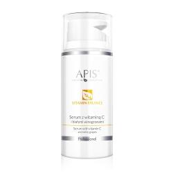 Apis - VITAMIN BALANCE - Serum do twarzy z witaminą C i białymi winogronami 100 ml