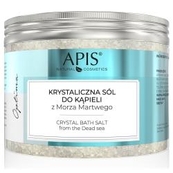 Apis - OPTIMA - Sól krystaliczna z Morza Martwego 500 g
