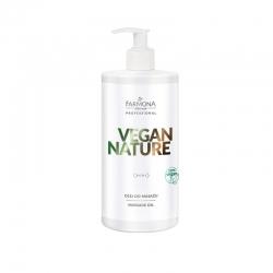 FARMONA VEGAN NATURE - Olej do masażu ciała 500 ml