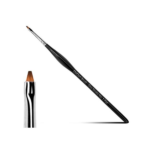 NEW DUO Art Brush One Stroke No. 1 flat