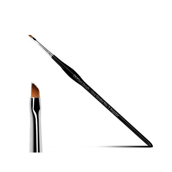 Pędzelek DUOart Brush - One Stroke No.1 Angular