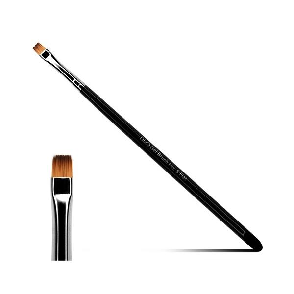 DUOGel Gel Brush No. 5 Flat