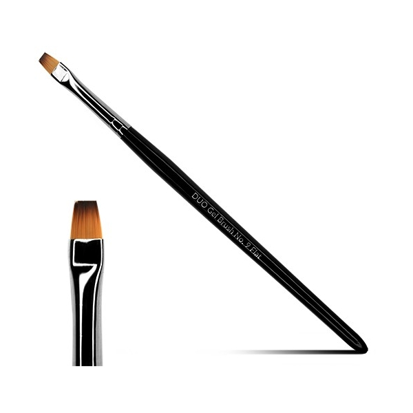 DUOGel Gel Brush No. 7 Flat