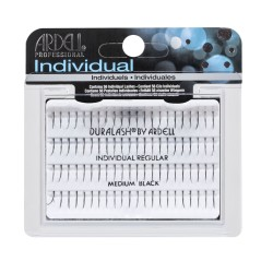 Ardell Regular individual medium black lashes