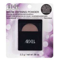 Ardell Brow Powder Dark Brown - cień do brwi