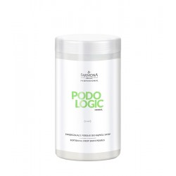 FARMONA PodoLogic Herbal - Zmiękczające perełki do kąpieli stóp 800g