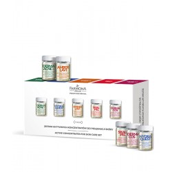 FARMONA Zestaw aktywnych koncentratów do pielęgnacji skóry 10x5ml