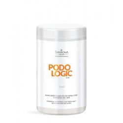 FARMONA PodoLogic - silnie zmiękczająca sól do kąpieli stóp z kwasami AHA 1500g