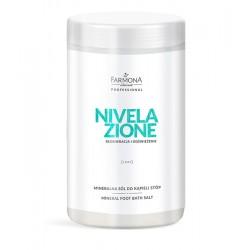 FARMONA Nivelazione - mineralna sól do kąpieli stóp 1500g