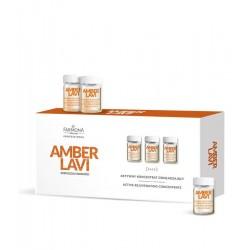 FARMONA AmberLavi - aktywny koncentrat odmładzając 10x5ml