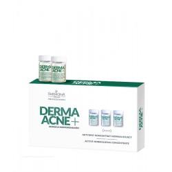 FARMONA Dermaacne+ - aktywny koncentrat normalizujący 5x5ml