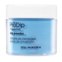 Manicure Tytanowy PRODIP Puder akrylowy Azure Blue 25g