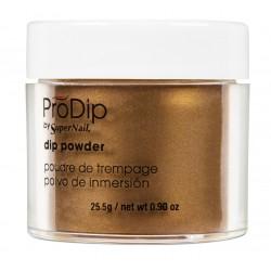 Manicure Tytanowy PRODIP Puder akrylowy Harvest Gold 25g