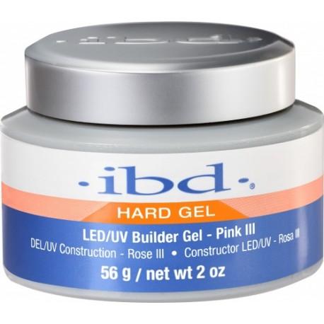 IBD LED/UV BUILDER GEL 56G PINK III