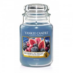 Yankee Mulberry & Fig delight 623g