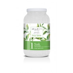 IBD PEDISPA Purify Tea Tree - Soak 3,23kg