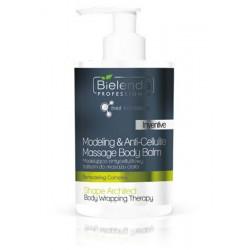 BIELENDA Shape Architect- Modelująco-antycellulitowy balsam do masażu 300ml