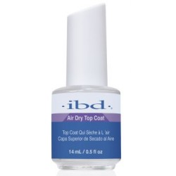 IBD Air Dry Top coat 15 ml