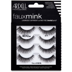ARDELL 4-pack Faux Mink 811