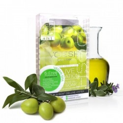 VOESH SPA 4 Step Pedicure - Virgine Olive Oil