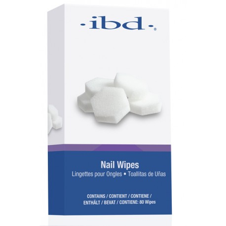 Nail Wipes waciki z gąbki
