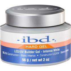 IBD LED/UV BUILDER GEL 56G INTENSE WHITE