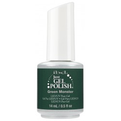 IBD Just Gel Polish Green Monster 14 ml